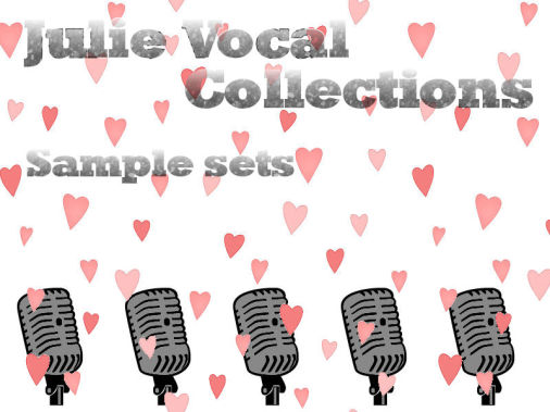 Julie Vocal Collections